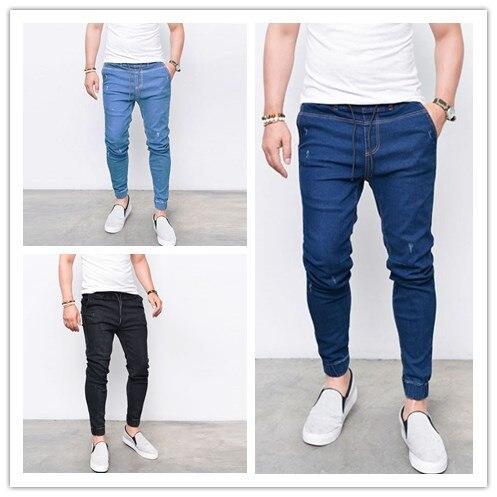 Pantalon Jeans Homme décontracté 3