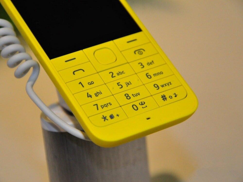 NEW smart phone Nokia 220 Single Dual SIM RM-969 RM-970 2MP Bluetooth Radio GSM 900/1800 dual sim card white 5