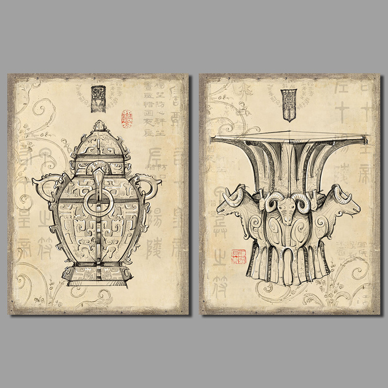 Popular shang dynasty art buy cheap shang dynasty art lots for House of dynasty order online