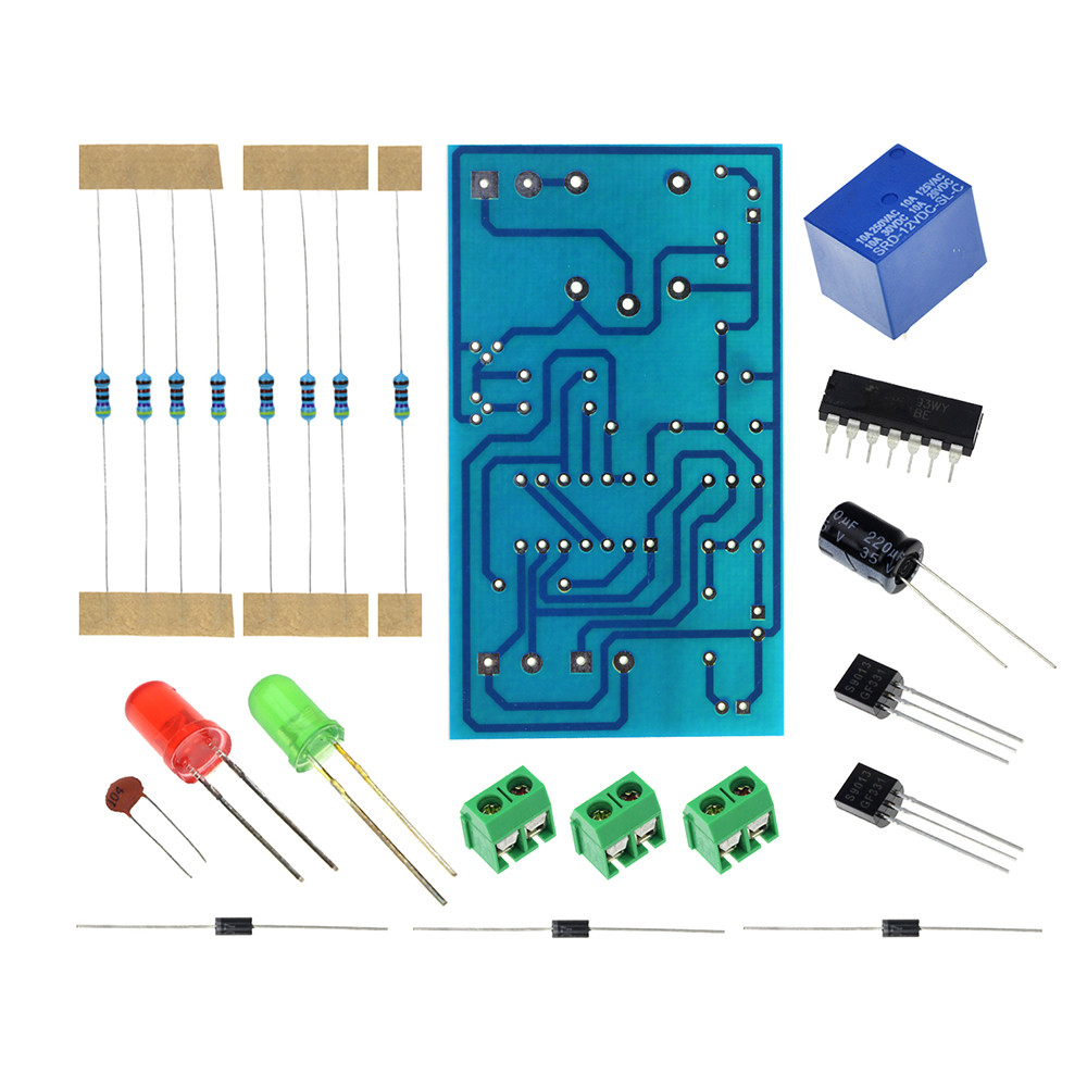 Water Tank Water Level Automatic Control Liquid Level Automatic Controller Electronic Training Kit Parts DIY Reform Package