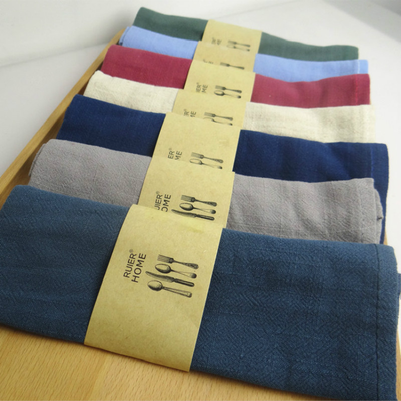 Online Buy Wholesale 100 Linen Napkins From China 100