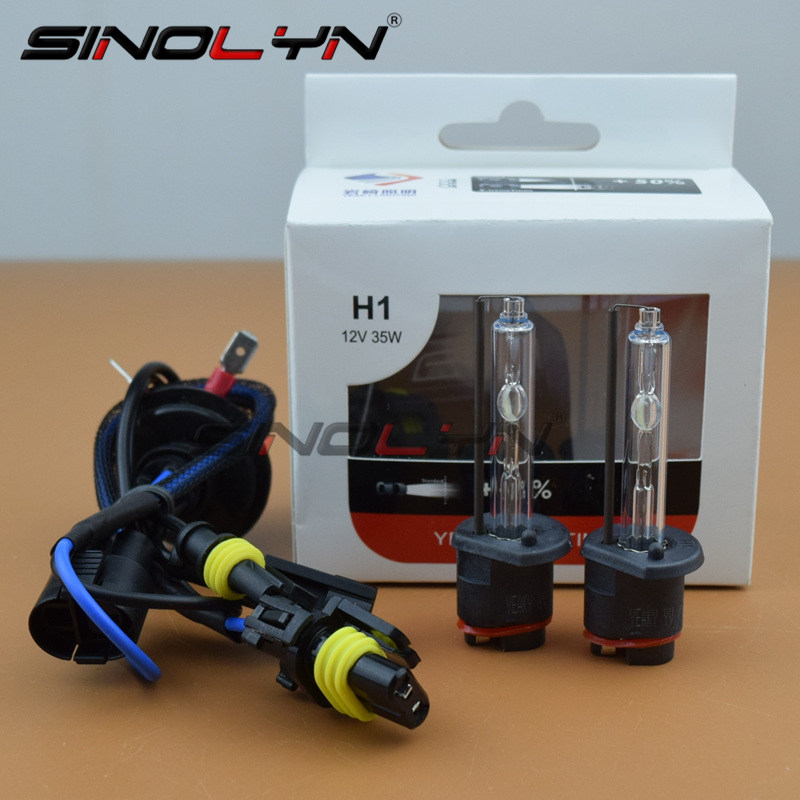Premium AC 35W H1 H3 H7 9005 9006 H11 D2S Yeaky HID Xenon Head font b