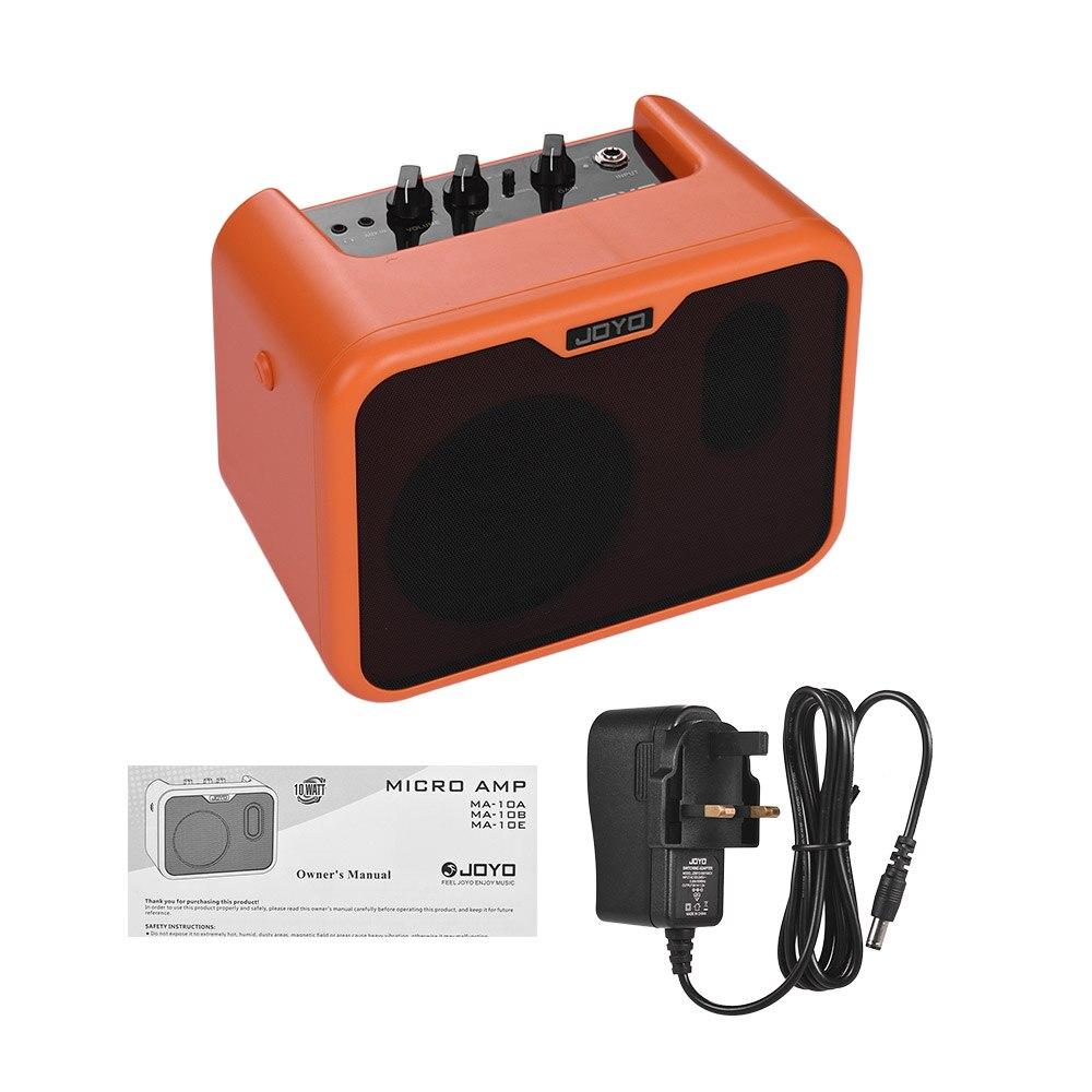 MA-10A Mini Portable guitare acoustique amplificateur haut-parleur 10 watts Amp guitare acoustique ukulélé pièces accessoires