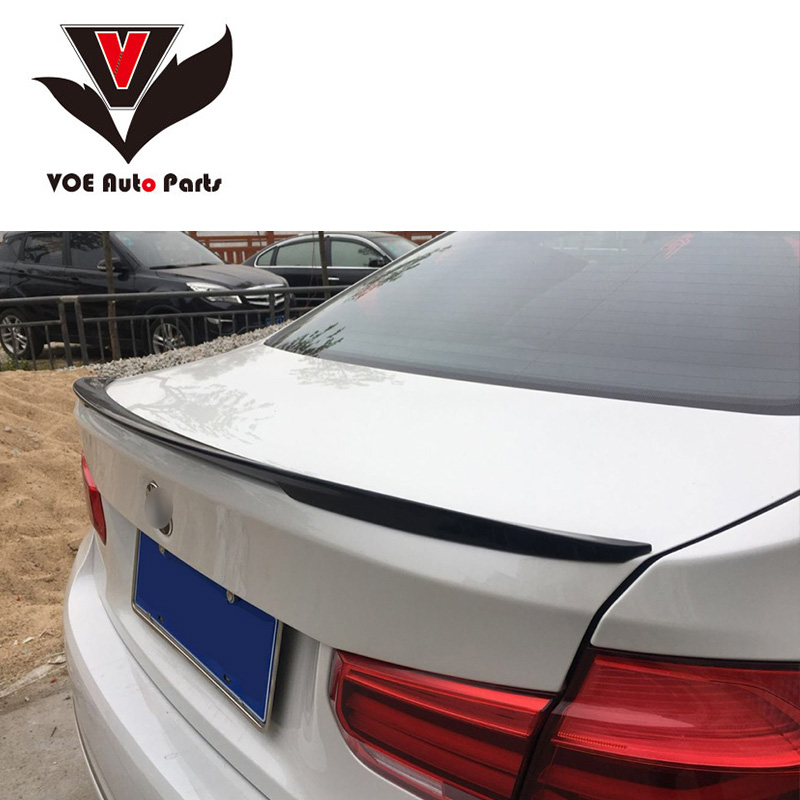 F30 Performance-style ABS Plastic Rear Wing Lip Spoiler for BMW 3 Series F30 320i 325i 328i 335i Sedan 4-DoorF30 Performance-style ABS Plastic Rear Wing Lip Spoiler for BMW 3 Series F30 320i 325i 328i 335i Sedan 4-Door