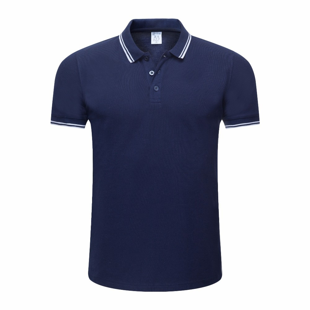 LiSENBAO Brand Men's Polo Shirt Men Cotton Short Sleeve Shirt Brand Jerseys Summer Solid Male Polo Top Clothes Custom Print Logo