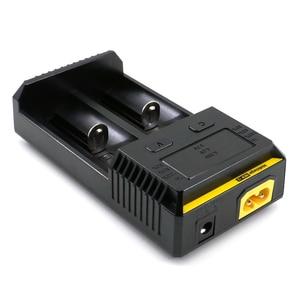 Image 3 - Marka Nitecore yeni i2 Intellicharger i2 Nitecore pil şarj cihazı için 16340 CR123A 10440 AA AAA 14500 18650 26650, 22650, 17670