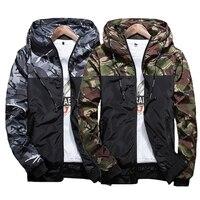 2017 Hot Spring Autumn Men S Camouflage Coat Mens Hoodies Casual Jacket Brand Clothing Mens Windbreaker