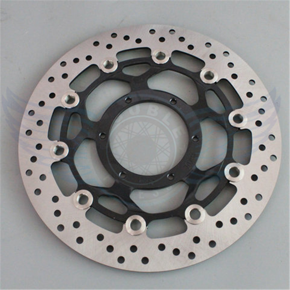 Motorcycle Front Brake Disc Rotors For TDM 900(SPS)(NON ABS) 02-11/TDM 900(2BO)(ABS) 05-07 Universel