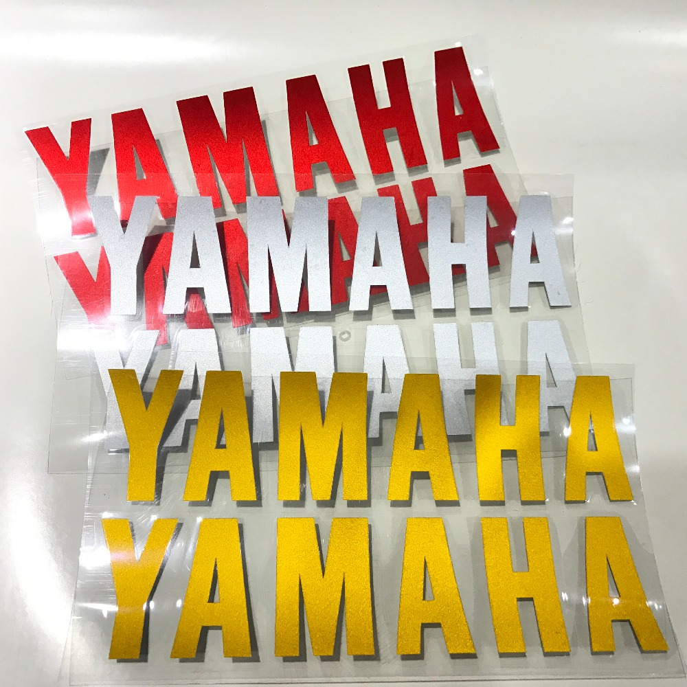 Motorcycle high-quality stereo 3M Reflective stickers fit for yamaha logo tmax YZF R1 YZF R6 FZ6 FAZER FZ1 FAZER TDM 900 FZ1 FAZ aftermarket free shipping motorcycle partsbillet oil fluid reservoir cap for yama fzr600 yzf600r fz6 r6 r6s fz1 r1 chromed