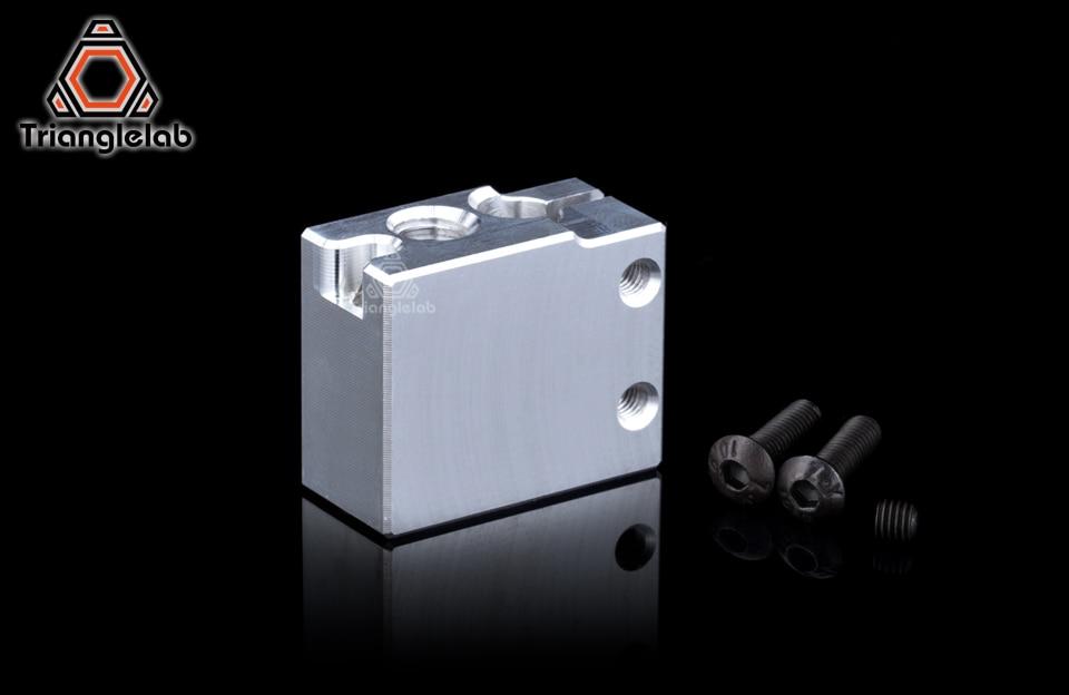 Trianglelab titan extruder full kit Titan Aero V6 hotend extruder full kit   reprap  mk8  i3 Compatible TEVO ANET I3 3d printer 19
