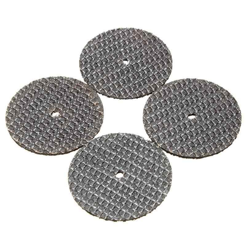 10 יח'\חבילה מתכת חיתוך דיסק Dremel מטחנות רוטרי מסור עגול להב Dremel גלגל חיתוך מלטש דיסק