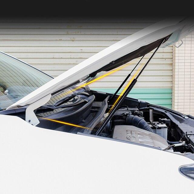 Per Toyota RAV4 2014 2018 BRAND NEW Car Motore Cofano Cappuccio Ammortizzatore Tipo Mcpherson Ammortizzatore Sollevatore Ascensore Supporto Asta Idraulica fiducia Asta 2 pz