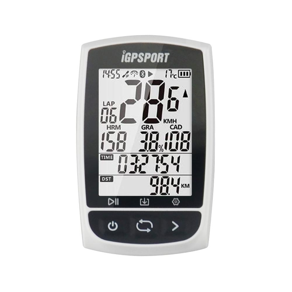IGPSPORT Cycling GPS Computer Odometer Ant Waterproof IPX7 iGS50E with Bracket GPS Tracker Accessories