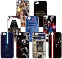 Star Wars Darth Vader Cover For iphone X XR XS MAX 5 5S SE 6 6S 7 8 9 Plus For iPod Touch 5 6 Phone Case Coque Fundas Bumper(China)