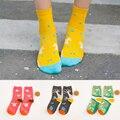2016 Korea New Creative Halloween Skull Bat Cotton Socks Women Socks