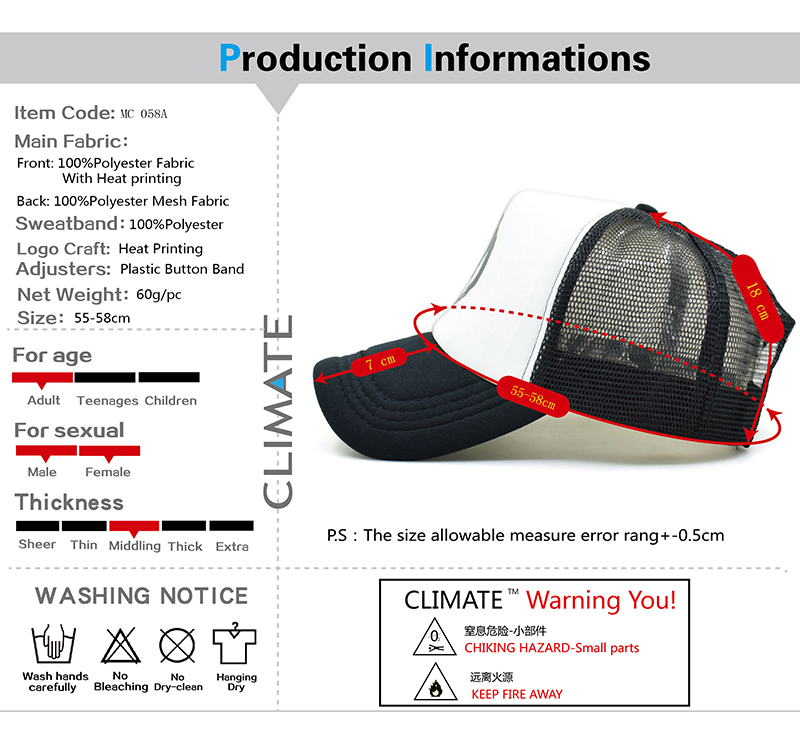 53152d9f Detail Feedback Questions about CLIMATE Women Men Pennywise Trucker ...