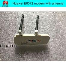 Unlocked Huawei E8372 E8372h-153 anten ile 150 Mbps 4G LTE Wifi modem