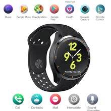 2016 neue android 5.1 os mtk6580 bluetooth smartwatch wrist smart uhr Pulsuhr Unterstützung Nano-sim-karte 512 MB/4 GB