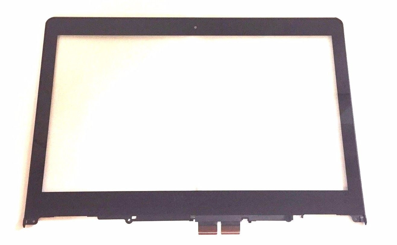 14Touch Screen For Lenovo Yoga 500-14 Yoga 500 14 Touch Screen Digitizer Glass Sensor Lens Panel with Frame original 14 touch screen digitizer glass sensor lens panel replacement parts for lenovo flex 2 14 20404 20432 flex 2 14d 20376