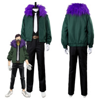 Boku no Hero Cosplay Costume My Hero Academia Kai Chisaki Cosplay Costume Adult Men Women Halloween Carnival Costume Custom Made