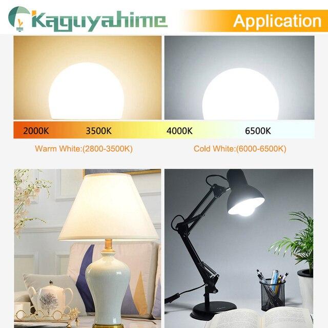 5 Stuks dimbare led lampen in verschillende voltages 5