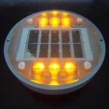 Solar Underground Light Lamp Garden Street Path Lights Outdoor Waterproof Driveway Road Night Lighting Floor Stud LED