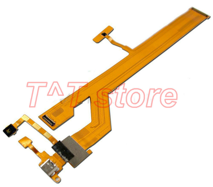 original for LG GPad 8.3 Tablet VK810 Dock Connector USB Charger Charging Port Flex Cable test good free shipping original usb charging dock charger port flex cable for iphone 7 high quality headphone audio jack connector flex cable