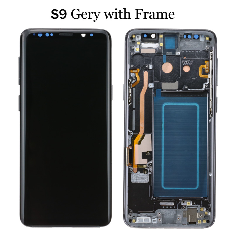 S9 Gery Frame