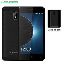 LEAGOO Z6 3G Smartphone 4.97 Inç Ekran Android 6.0 MT6580M Quad Core 1.3 GHz 1 GB RAM 8 GB ROM 2000 mAh 5MP Çift SIM Cep Telefon...