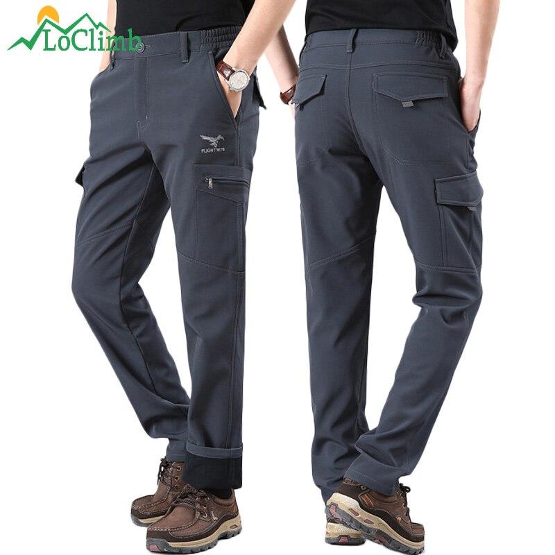 Aliexpress.com : Buy LoClimb Men's Winter Hiking Pants Men ...