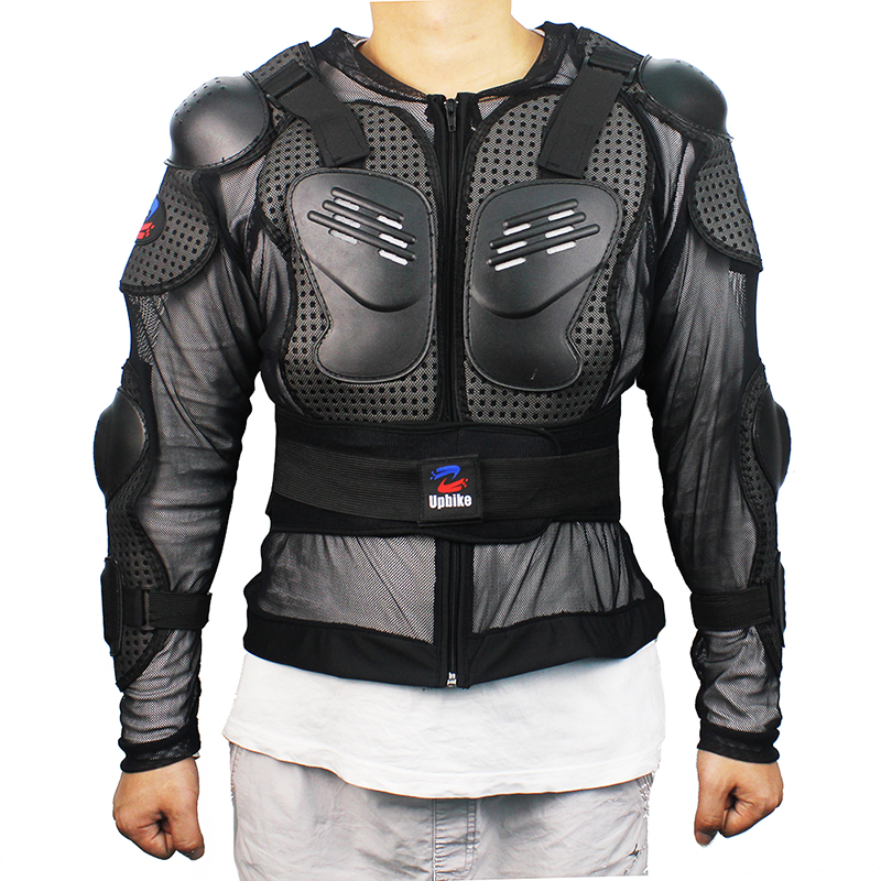Motorcycle body armor jackets motorbike protective gear for Motorcycle body armor shirt
