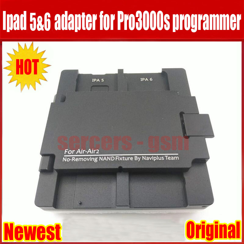 Newest pro3000s adapter for pad 5 6 no-removing nand fixture Newest pro3000s adapter for pad 5 6 no-removing nand fixture