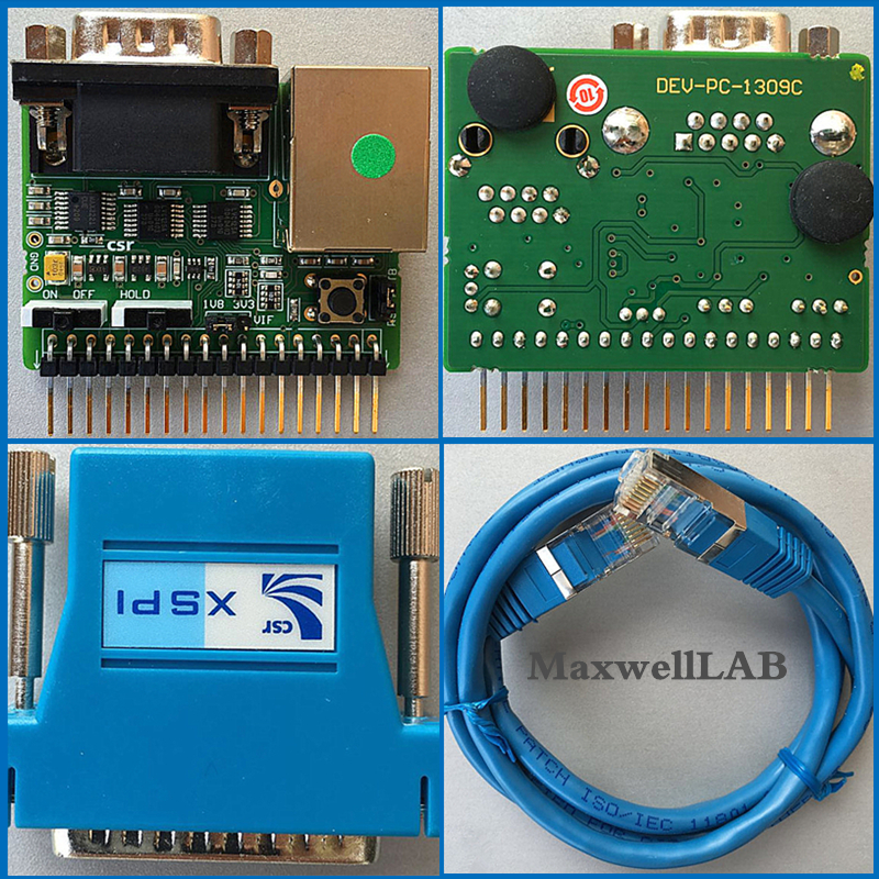 Official original product of CSR1309 parallel port burner product differentiation