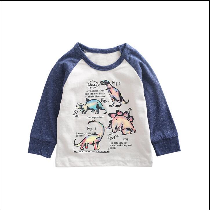 a6d24639a 2 7 years Boys T shirt Kids Tees Baby Boy brand t shirts Children ...