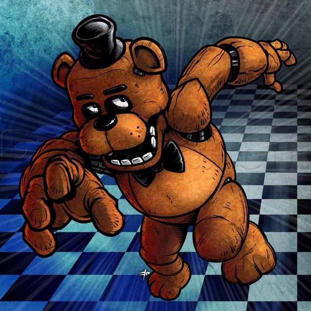 Cinco noches en Freddy video juegos animales de peluche fazbear ...