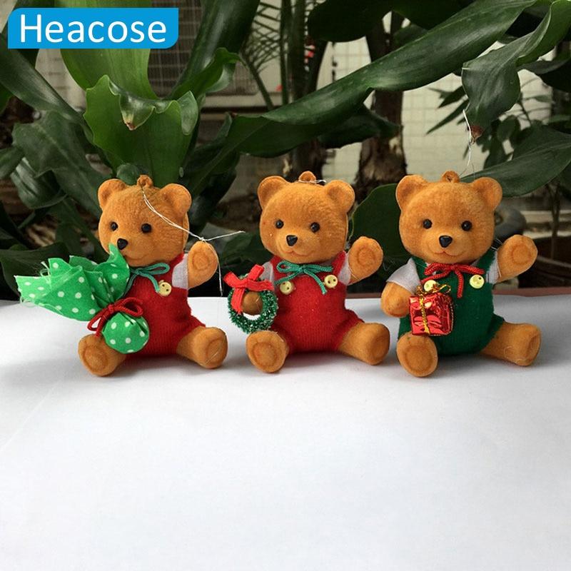 3pcs/lot hot sale Dr.cap bear plush toy cute high quality