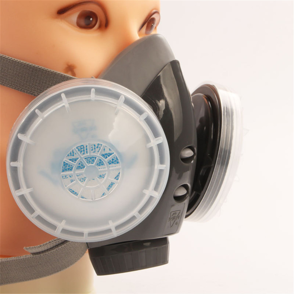 лучшая цена 308 Dust-proof and easy-to-breath mask breathable breathing valve mask dustproof industrial protective mask mask