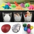 2016 New Hatching Growing Dinosaur Add Water Grow Dino Egg Cute Children Kid Toys Gift M