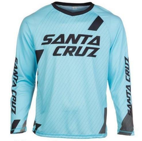 2017 Nuevo MAVIC Downhill Jersey Mountain Bike motocicleta Ciclismo Jersey Crossmax camisa Ciclismo ropa para hombres MTB camiseta