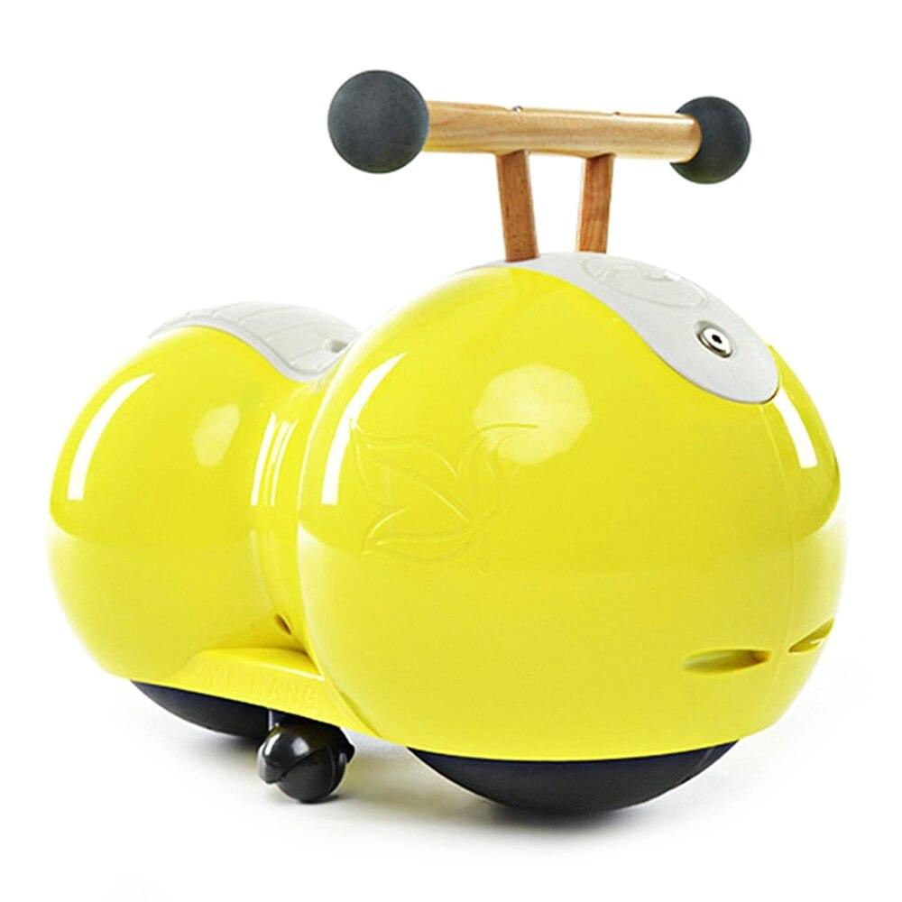 YIHANG enfants monter sur voiture jouets cacahuète gourde conception bébé infantile torsion voiture dérive Walker pour les enfants à monter sur des voitures pour les enfants