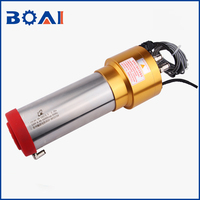 HQD motor ISO20 tool holder 2.2kw high end water cooled automatic tool change spindle machining center broach