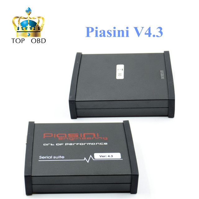 2017 Newest Piasini Engineering V4.3 Master Version Serial Suite with USB Dongle ECU Chip Tuning Tool free shipping