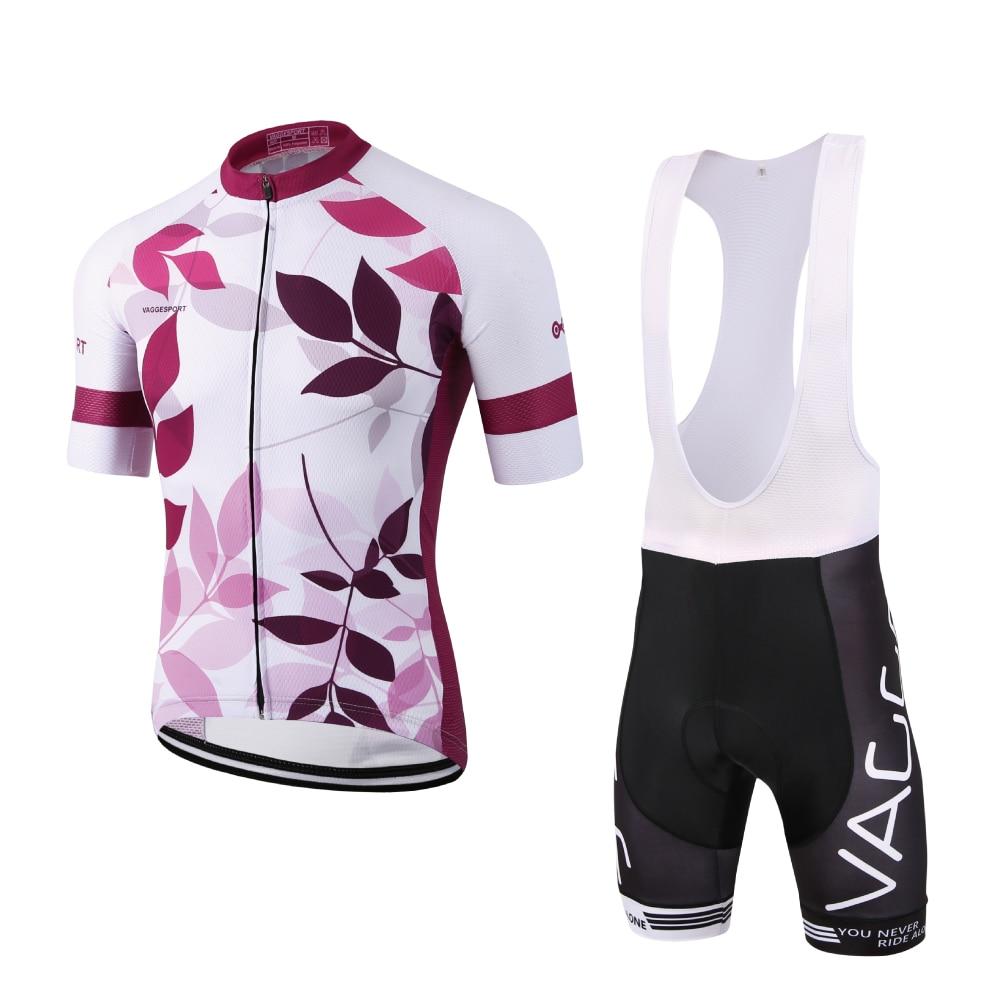 Kemaloce Pro Team Kadınlar Nefes Bisiklet Giyim 100% Polyester 2019 - Bisiklet Sürmek - Fotoğraf 2