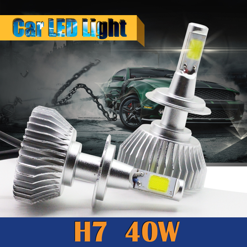 Ford Transit MK6 100w Super White Xenon HID High//Low Beam Headlight Bulbs Pair