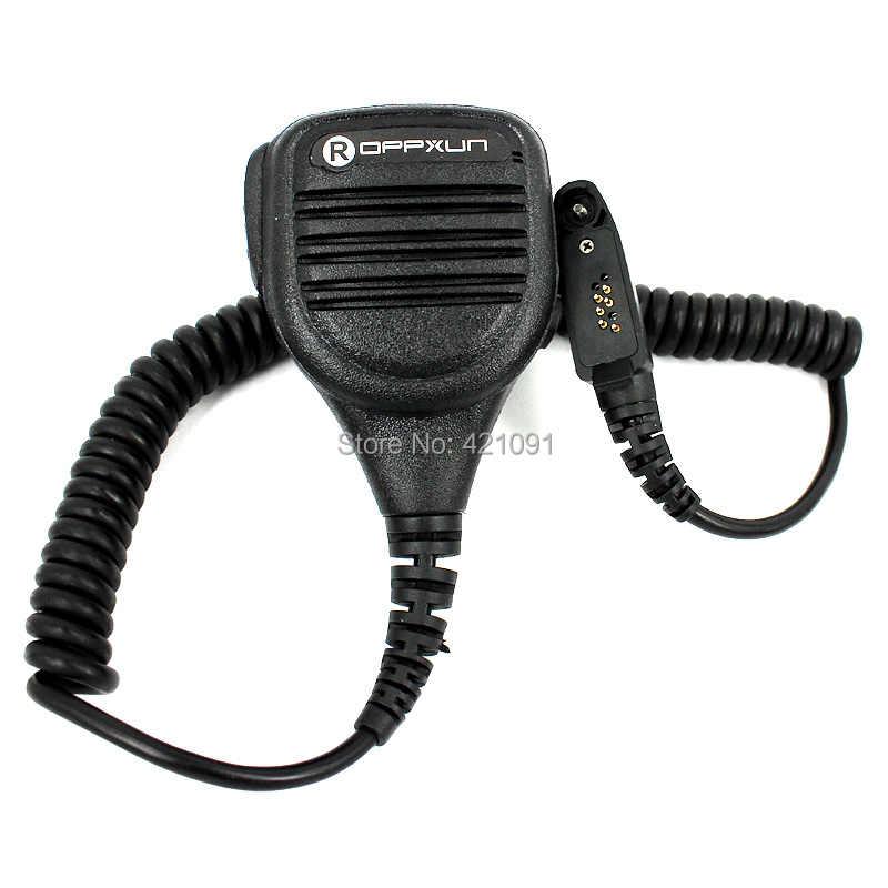 Speaker Mic Microfoon voor Motorola GP328plus GP338Plus GP344 GP388 GL200 Walkie Talkie Walkie Talkie