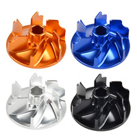 CNC Billet Water Pump Impeller For KTM 85 125 150 250 300 350 SX XC XCW XC W SXF Factory Edition SX F EXCF EXC F 2016 2017 2018