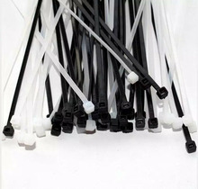 1000 X Cable Ties Nylon Zip Strap Extra Long 3 * 100mm