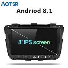 Android 8,1 8,0 PX5 Восьмиядерный для KIA SORENTO 2013 2014 DVD мультимедиа плеер gps-навигация Авторадио dvd-плеер автомагнитолы
