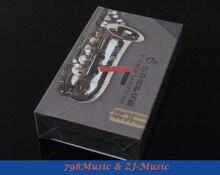 SHINENG New 10Pcs High Grade Bamboo Tenor Saxophone Bb Reeds Musical Instrument Professional Saxophone Accessories