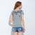 Plus Size Roupas Femininas Em Estilo Étnico V-neck Impresso Tops Casuais coreano Slim Fit T-shirt Da Forma Camiseta Femme Venda Quente 3XL